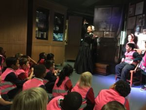 Year 2 visit to Florence Nightingale Museum