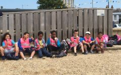 Year 2 Beach visit to Southend