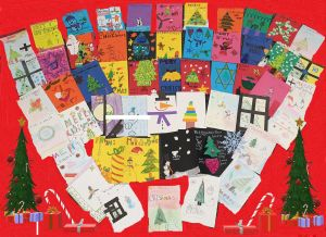Community Christmas Cards December 2020