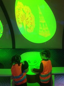 Reception visit to The Science Museum